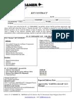 PJ II Dreamer kit-build