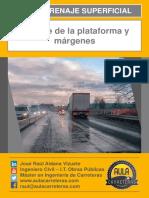 Drenaje de Plataforma y márgenes