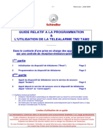 ALARME SCHINDLER PROGRAMMATION TELEALARME TM2-TAM2.pdf