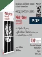 Miedo y Deseo-Cuenca