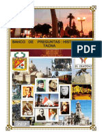 Banco de Preguntas Historia de Tacna 2019
