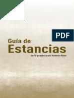 Guía de estancias de la provincia de Buenos Aires