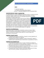 Descripción de Práctica Educativa-2 Virginia Zarama