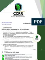 Comisión colombiana de recursos y reservas