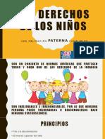 LOS DERECHOS DE LOS NIÑOS  SM DIF AMATLAN DE LOS REYES.pptx