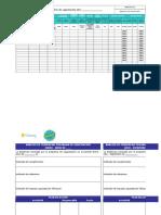 ANEXO 17. Matriz de Capacitacion