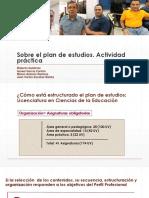 Sobre El Plan de Estudios