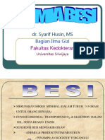 Anemia Besi