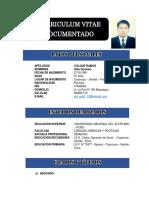 Cv Curriculum Vitae Documentadoo 1 5