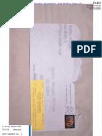 Washington Letter Pic