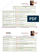 6th Edition Essentials ATS IFSTA Correlation Guide