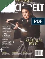 Black Belt Magazine (Chuck Cory article)