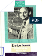 Enrico Fermi Pioneer of the at Ted Gottfried