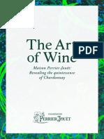 Perrier Jouet Wine speech