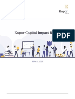 2019 Kapor Impact Report