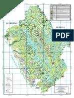 Mapa Cobertura Vegetal y Uso Actual