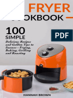 Zracna friteza-100 Recepata