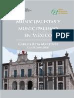 Reta Martínez, Carlos (2018). Municipalitas y Municipalismo en México.