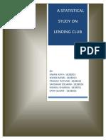 Report on Lending Co.