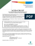 Acid Crust