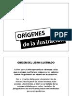 Origenes de La Ilustracion
