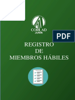 Miembros-hábiles Al 19 de Agosto