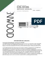 Manual de Servicio Leader 8041