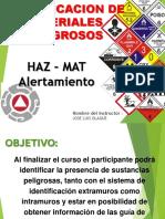 3.Identificación Materiales Peligrosos 2017