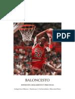 Baloncesto-Normas y practicas