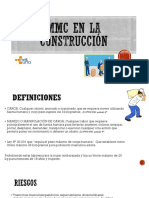 MMC en La Construcción