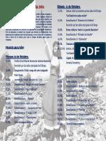 Programacion Pasion Bandolera 2014