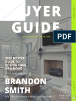 Brandon's First Time Buyer Guide
