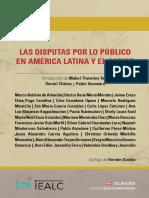 Clacso AAVV Las Disputas Por Lo Público en América Latina y El Caribe