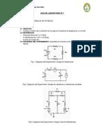 Laboratorio Nº1 - Circuitos II - Máxima Transferencia de Potencia