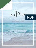 Catálogo de Produtos - aroMar