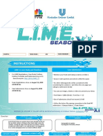 Lime ppt