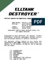 Helltank Destroyer