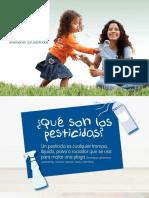 ¿Qué son los Pesticidas?