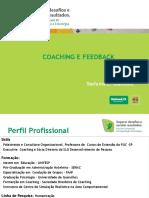 Sra Stefania Encontro UnimedRJ 2017 Coaching e Feedback