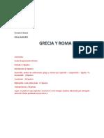 Grecia y Roma Joaquin Vasquez