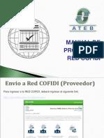 Manual Proveedor Red Cofidi-trw