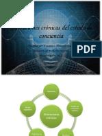 Alteraciones Cronicas Del Estado de Conciencia