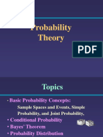 Probability Theory 1