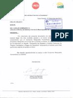 Vulnerabilidad Sector La Quinta-El Olivar