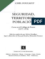 2A Foucault Razon de Estado 15 Marzo 1978