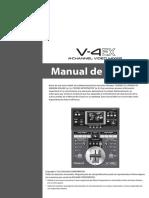 Manual V4-EX Roland