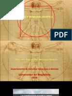 Arte y Memoria Grafica Induccion 2019-II