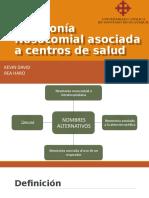 Neumonía Nosocomial KDRH