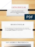 Región Insular Exposicion Final