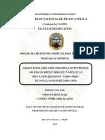UEGOS POPULARES PARA DESARROLLAR MOTRICIDAD.pdf